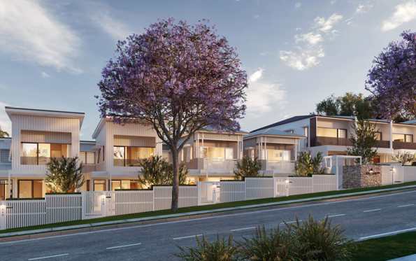 Fulcher Lane, Red Hill Property Project